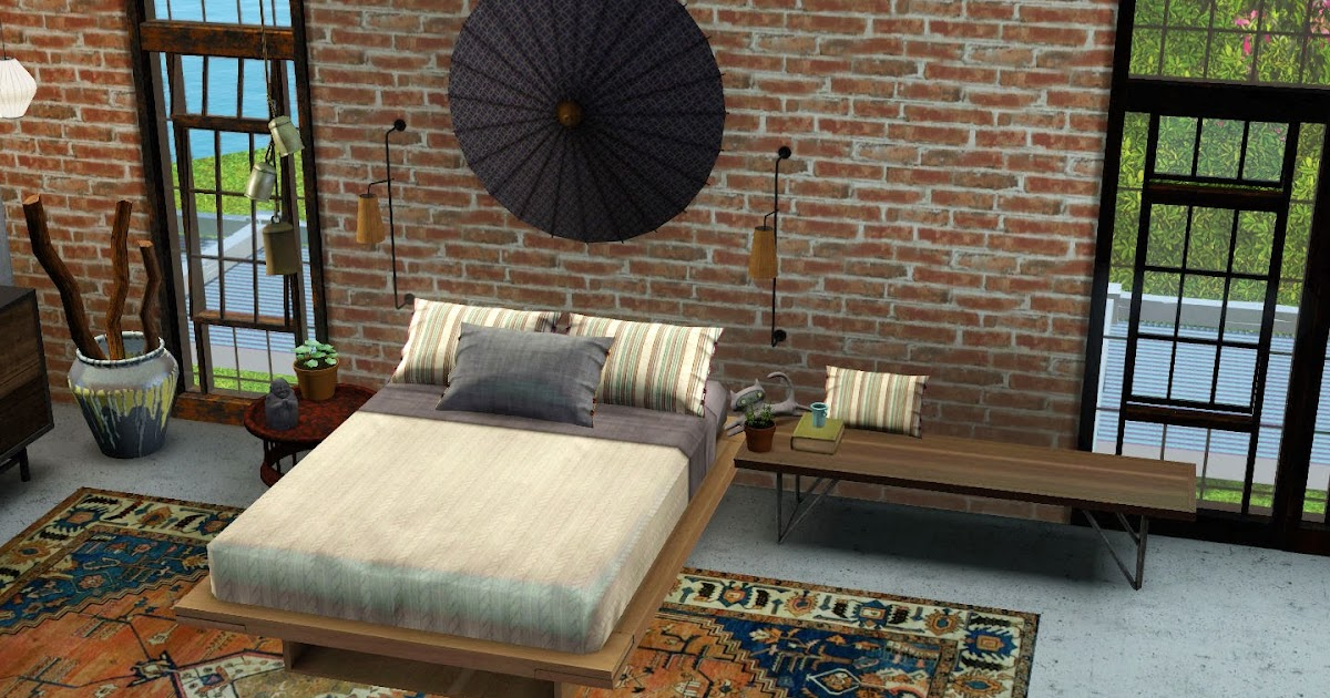 My sims 3 blog new bedroom set by heidi for Sims 3 master bedroom ideas