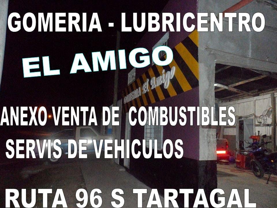 GOMERIA EL AMIGO