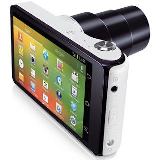 Samsung Galaxy Camera: Smartphone y cámara de fotos