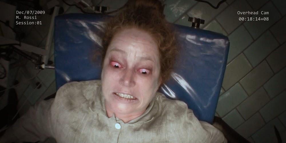 Suzan Crowley em FILHA DO MAL (The Devil Inside)