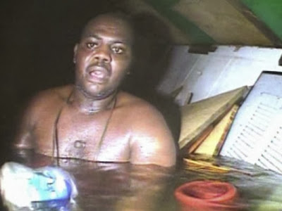 Harrison Okene, Man Found Alive in Sunken Boat 3 Days Later