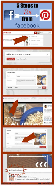 www.created2fly.net: 5 steps to Pin from Facebook to Pinterest