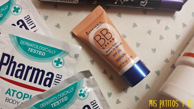 Rimmel BB cream Bodybox
