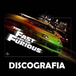 Velozes e Furiosos Discografia Trilha sonora | músicas