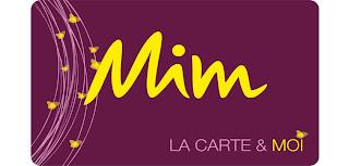 Mim: Nouvelle carte fidélité LA CARTE & MOI