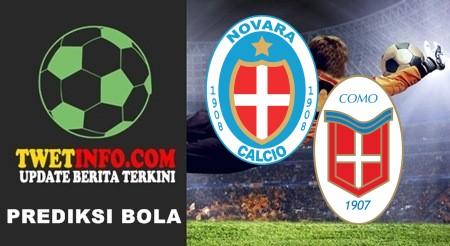 Prediksi Novara vs Como, Serie B 29-09-2015