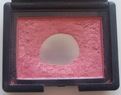Nars blusher in Orgasm