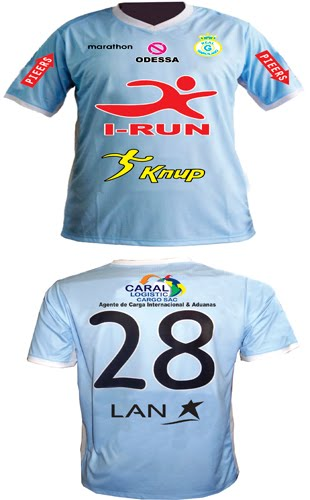 VENTA DE CAMISETAS DE REAL GARCILASO - 2013
