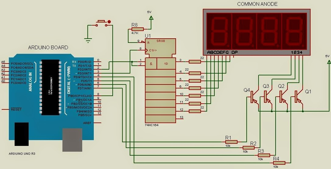 Electronic & Microcontroller Projects: August 2014