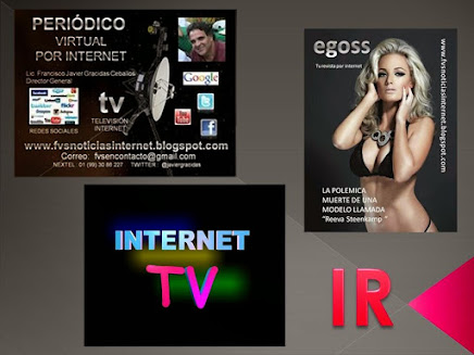 FVS NOTICIAS INTERNET & INTERNATIONAL PRESS RADIO AND TELEVISION