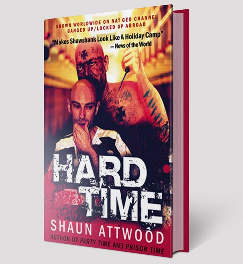 GET YOUR FREE COPY OF HARD TIME - LEARN HOW SHAUN SURVIVED AMERICA'S DEADLIEST JAIL