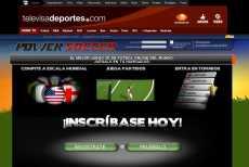 Power Soccer online: juego de fútbol de Televisa Deportes