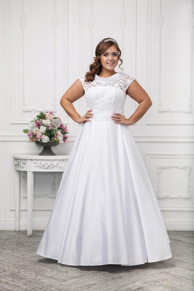 Fascinate fat brides plus size bridal gowns 2016 wedding for Best wedding dresses for short fat brides