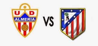 Almeria vs Atletico Madrid