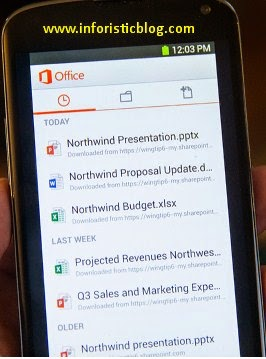 Office Mobile For Android and iPhone is Now Free