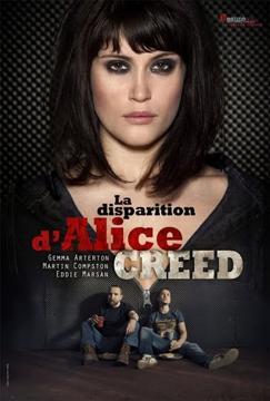 La desaparicion de Alice Creed – DVDRIP LATINO