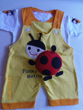 READY STOCK - Kids Overall