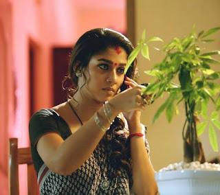 Actress Nayantara Latest Stills in Saree from Puthiya Niyamam Movie 252815.jpg