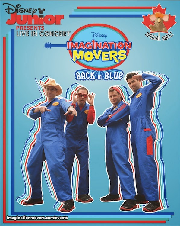Imagination Movers Puppy Dog