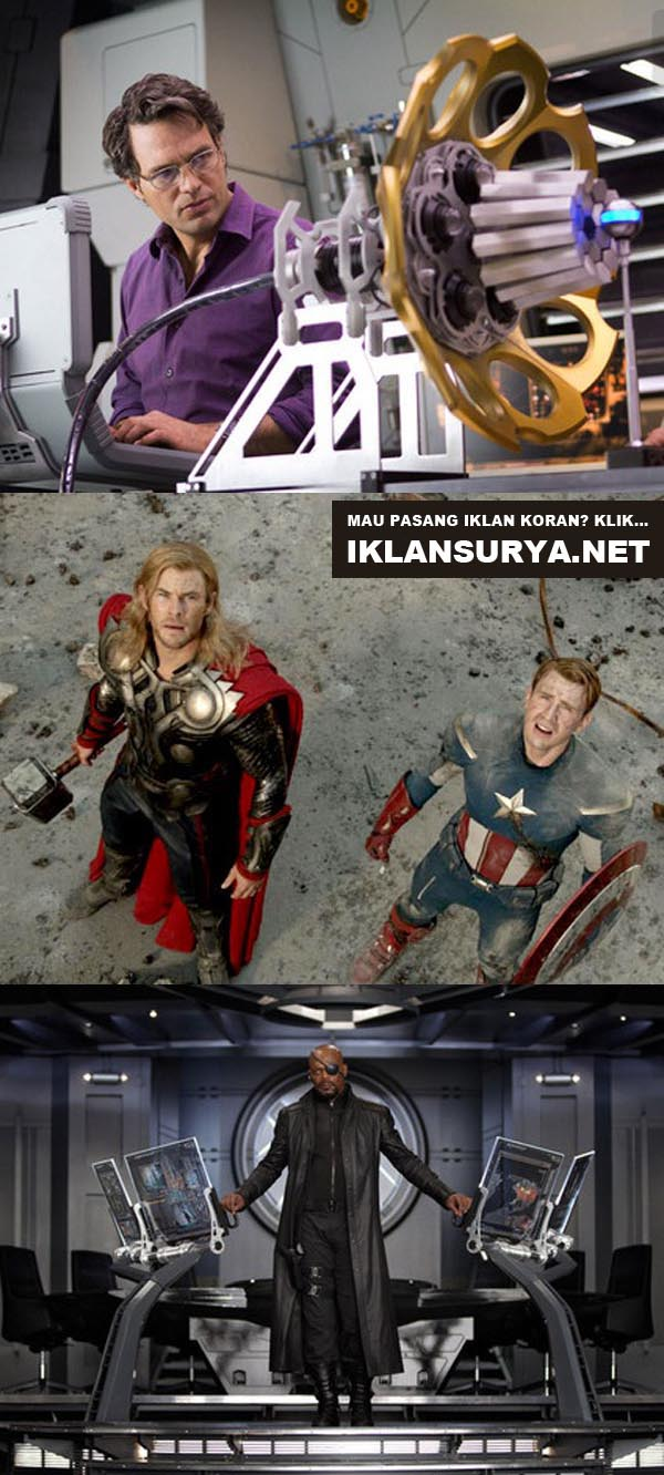 The Avengers (2012) Film Download