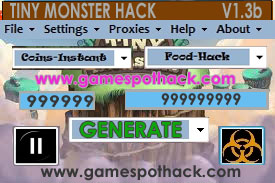 Tiny Monster V1.3b Hack
