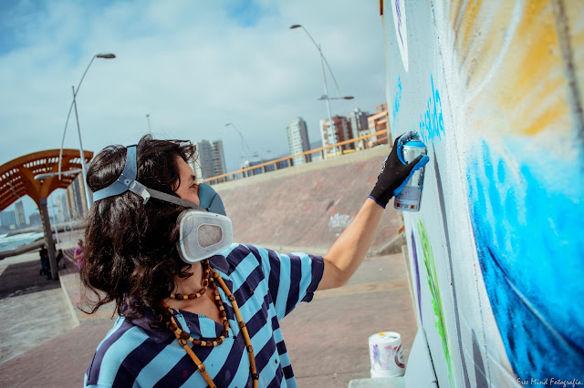 izak graffiti ilegal street art antofagasta street art chile mural