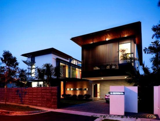Inspirasi Rumah Minimalis beserta objek sama dengan aliblum
