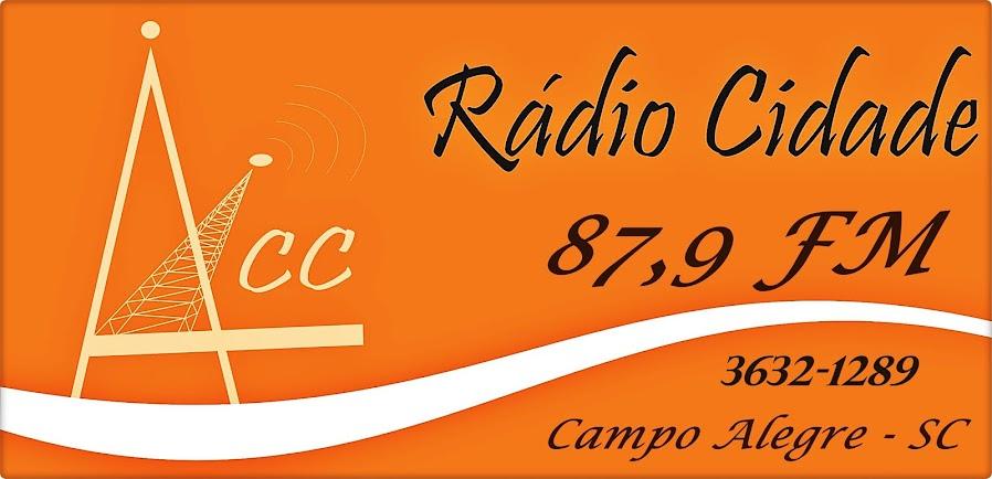 Rádio Cidade FM 87.9 - Campo Alegre SC