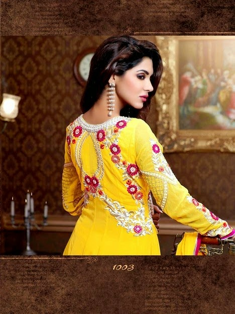 Neeza Indian Party Wear Dresses for 2014