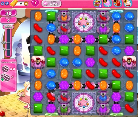 Candy Crush Saga 824