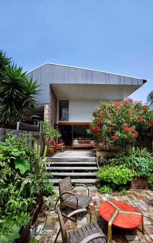 Contemporary Vintage Style Marrickville House