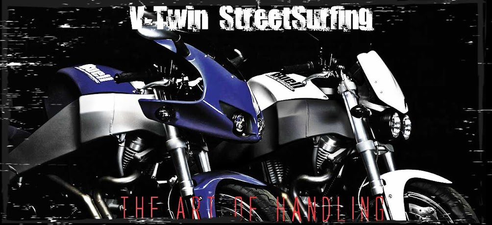 V-Twin StreetSurfing - The Art Of Handling