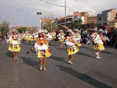 Entrada Universitaria de Sucre tiene casi 30 danzas confirmadas