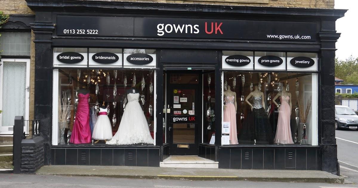 Ernest Wilson - Nobody Sells Businesses Better!: Gowns UK, Morley ...