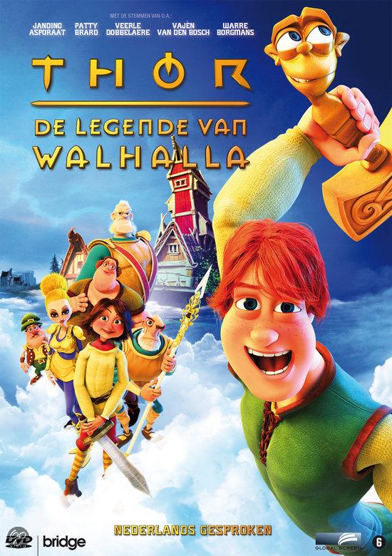 Legends of Valhalla Thor 2011 DVDRip x264-NOSCREENS