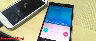 Cara Menyembunyikan Nomor Telepon di Android Iphone Whatsapp