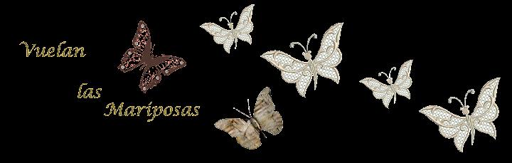 Vuelan Las Mariposas