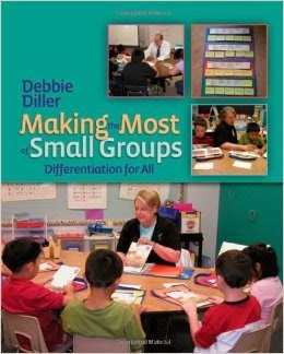 http://www.amazon.com/Making-Most-Small-Groups-Differentiation/dp/1571104313/ref=sr_1_1?s=books&ie=UTF8&qid=1413401942&sr=1-1&keywords=small+group+instruction+diller
