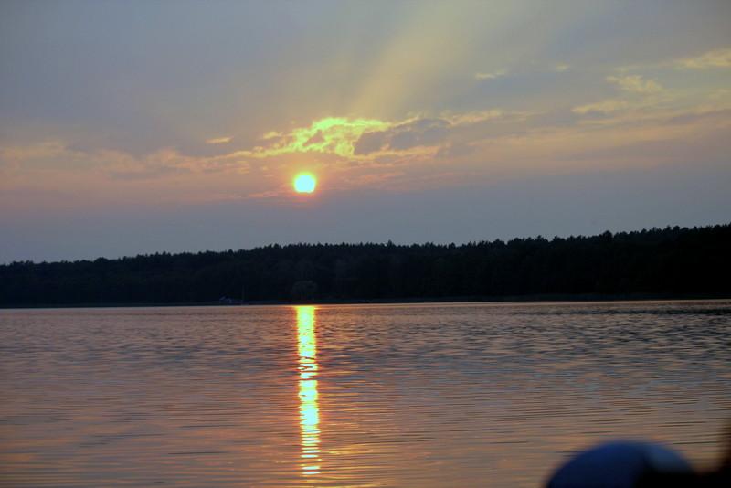 Sonnenuntergang auf dem Gudelacksee | Arthurs Tochter Kocht by Astrid Paul