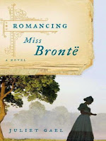 Cover of Romancing Miss Brontë by Juliet Gael