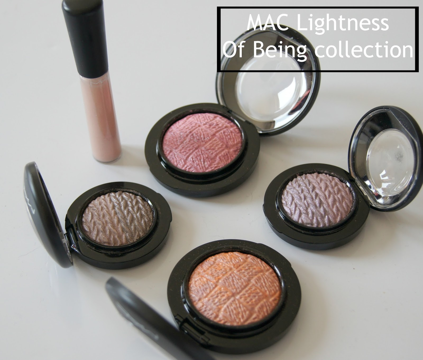 MAC Lightness of Being collection review