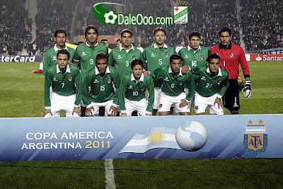 Oriente Petrolero - Selección Boliviana - Club Oriente Petrolero