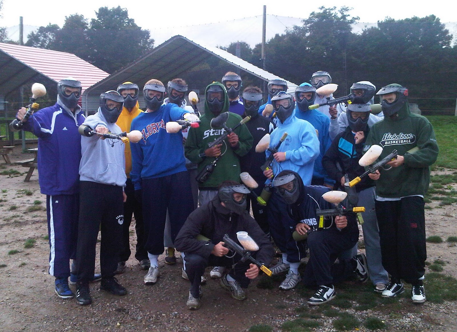 pin paintball team building activity teambuilding events