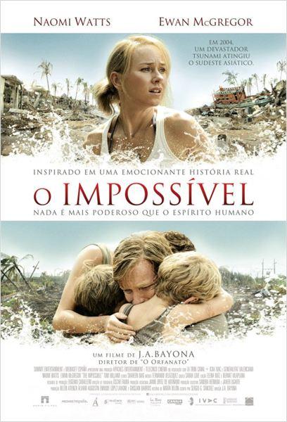 RESENHA DO FILME O IMPOSSÍVEL