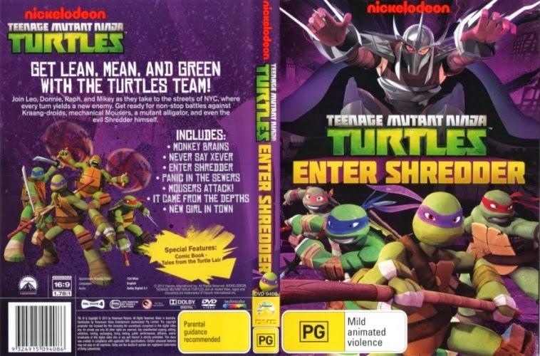 Tartarugas Ninja: O Destruidor DVDRip XviD Dublado Tartarugas Ninja O Destruidor