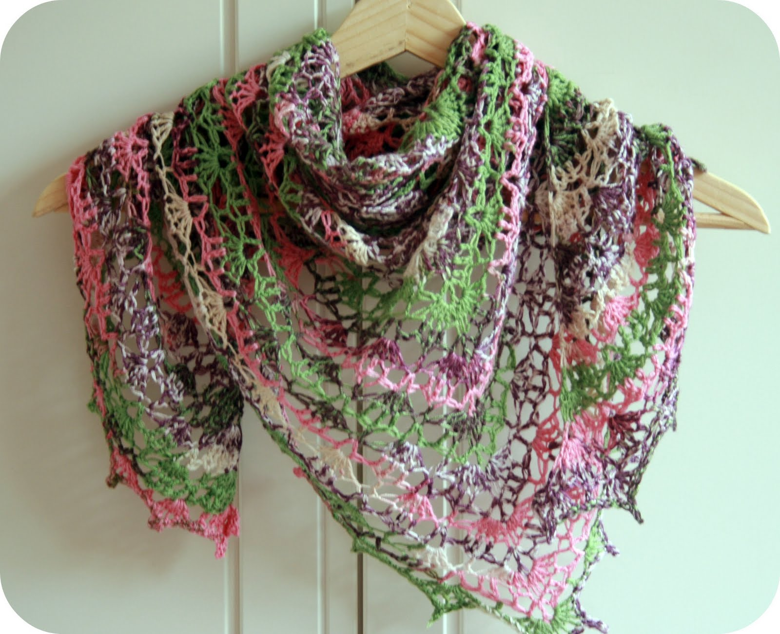 Coffee n crochet: Summer Shawl / Scarf