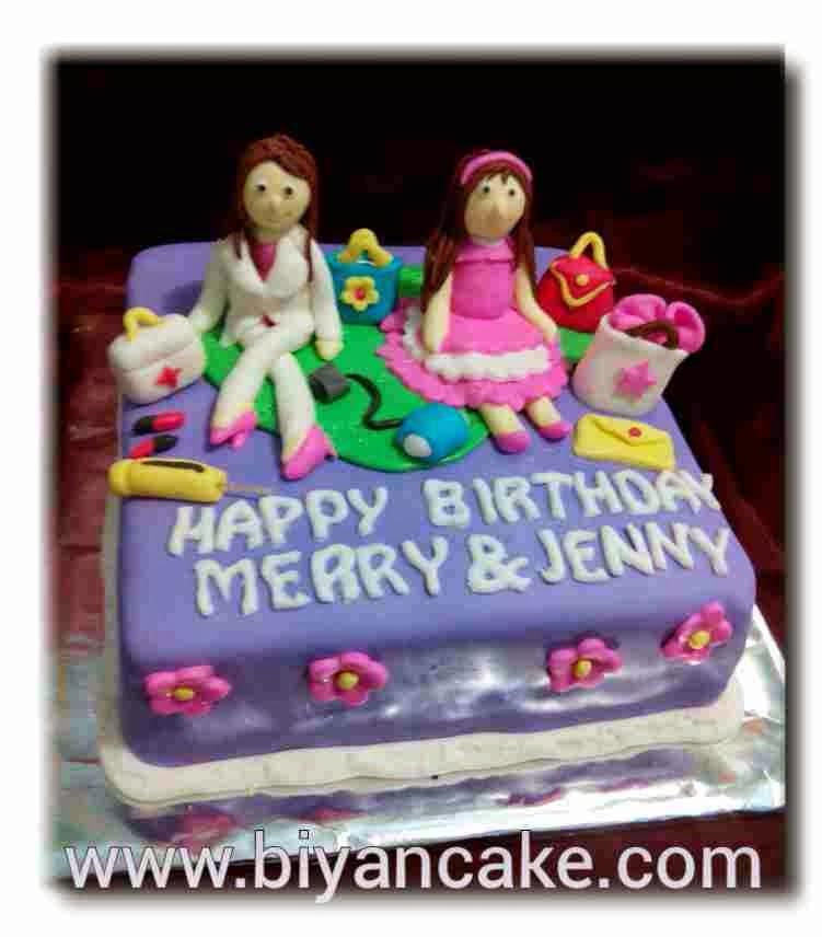 kue tart dokter ~ Jenny