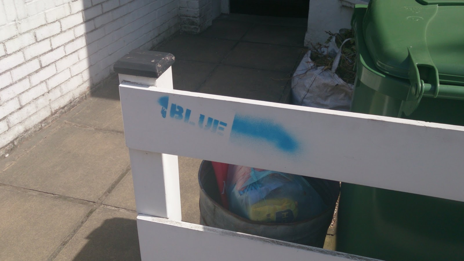 Spray Paint West Hampstead