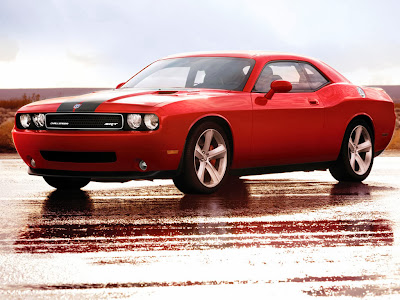 Used Dodge Challenger Muscle Car