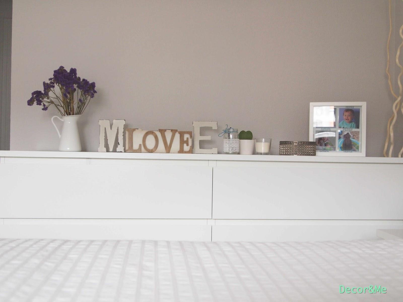 Decor me antes despu s mi dormitorio - Dormitorios leroy merlin ...